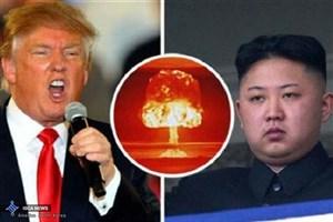 ترامپ:آماده مقابله نظامی با کره شمالی هستیم