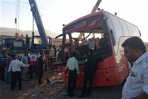 میرزاده: حضور3  وزیر کابینه دوازدهم  در خانه ملت/ فردا  بررسی حادثه تصادف اتوبوس دانشآموزان هرمزگانی