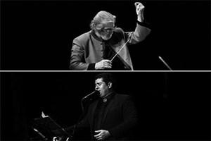 ارکستر ملی ایران با خوانندگی سالار عقیلی به روی صحنه می رود