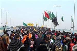 بازگشت بیش از ۳۵ هزار زائر حسینی از طریق گذرگاه شلمچه