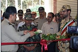 افتتاح بخش دیالیز بیمارستان ۵۵۰ ارتش