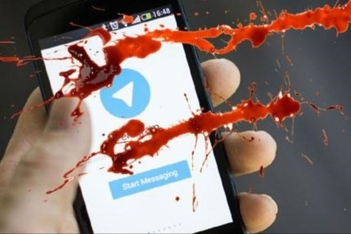 قتل همسر به علت عضویت در تلگرام و اینستاگرام