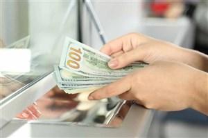 نرخ ارز بانکی اعلام شد/حرکت لاک پشتی دلار در مدارصعودی+جدول