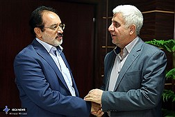 Dr. Farhad Rahbar Meets with Representatives of Iran's Islamic Consultative Assembly