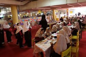 اعلام فراخوان نمایشگاه هفتهی ملی کودک