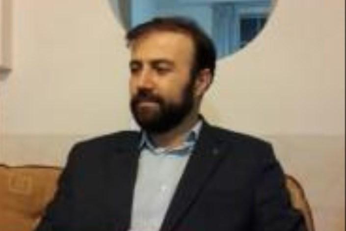 احمد تنوری عضو شورای شهر شیراز