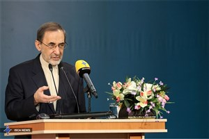 Dr. Velayati's Press Conference in IAU Journalism & Media Building