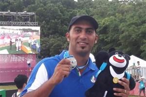Khomeyni Shahr SAMA IAU Student Brings Honor in 2017 Summer Universiade