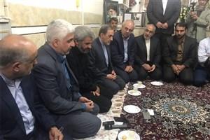 علت مخالفت خانواده شهید حججی با تغییر نام واحد نجف آباد