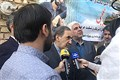 پیروزی ها در عراق و سوریه از برکت خون شهید حججی است