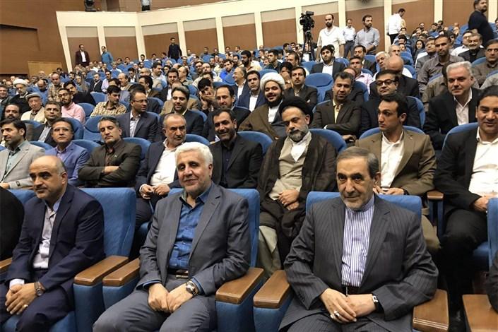 تودیع و معارفه رئیس دانشگاه آزاد اسلامی واحد خوراسگان