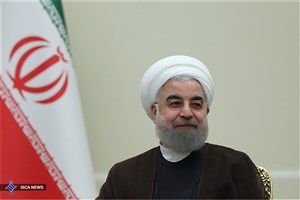 روحانی فرا رسیدن سالگرد استقلال تاجیکستان را تبریک گفت