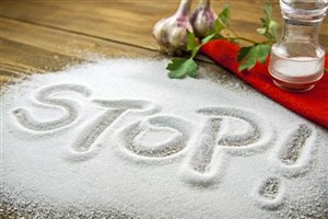 تاثیرمصرف  زیاد نمک در افزایش فشارخون و بروز بیماری های قلبی و عروقی