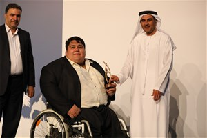 Urmia IAU Paralympian Claims Top Prize at 2017 Paralympic Sport Awards