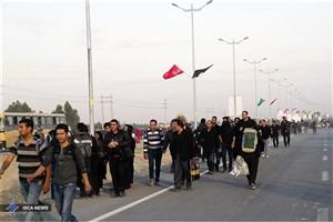 استقرار واحد سپکای پلیس در مرز مهران