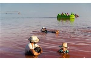 خشک شدن دریاچه ارومیه زندگی ۱۴ میلیون نفر را به خطر میاندازد