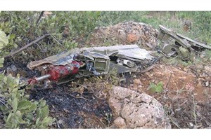 کشته شدن خلبان اماراتی براثر سقوط جنگده این کشور در یمن