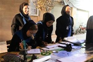 اولین کارگاه هنر در شهر با شعار «شهر جهانی؛ هنر ایرانی»