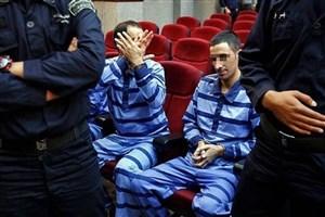 حکم متهمان ردیف دوم و سوم پرونده بنیتا
