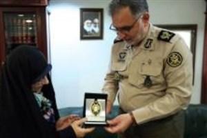 دیدار مسئولان دانشگاه عالی ارتش با رئیس کتابخانه ملی ایران