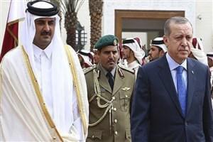 امیر قطر به ترکیه سفر میکند