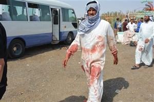 آخرین آمار زائران مجروح و شهید حادثه تروریستی عراق +اسامی