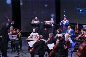کنسرت کره ای ها در فضای باز برج میلاد