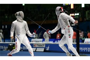 IAU  Fencing Team Leading the Table in Thailand Open Fencing C'ships 2017