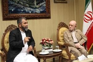 دبیرکل حزب رفاه ملی افغانستان با محمد نبی حبیبی گفتگو کرد