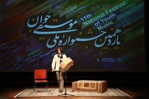 رضا پرویززاده: شرکتکنندگان جشنواره موسیقی جوان باید از منابع صوتی  بهره ببرند
