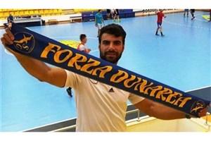 درخشش ستاره ایرانی هندبال
