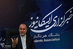 حضور دکتر حاجی بابایی نماینده مجلس  در ایسکانیوز