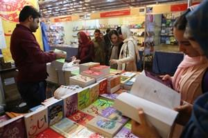 استقبال علاقمندان یار مهربان از نمایشگاه کتاب البرز