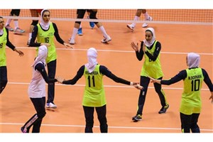 ترکیب تیم والیبال بانوان ایران مشخص شد