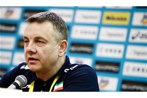 کولاکوویچ: ترکیب جوانان و بازیکنان با تجربه من را امیدوار کرد