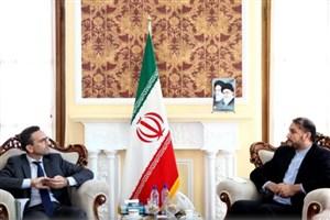 امیر عبداللهیان با سفیر روسیه دیدار کرد