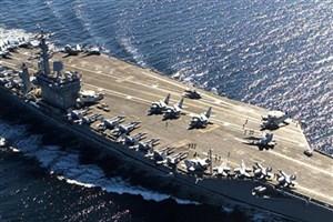 آمریکا و کره جنوبی مانور دریایی مشترک برگزار می کنند