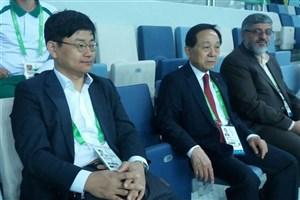 قیاس اشتباه جوانان کرهجنوبی با تیم تکواندوی قهرمان جهان از سوی آقای رئیس!