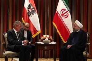 استقبال تهران از توسعه روابط با اتحادیه اروپا / هرگونه تغییر در مرزهای جغرافیایی کشورهای منطقه خطرناک است