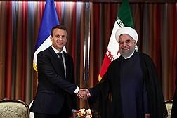 دیدار دکتر روحانی با رییس جمهور فرانسه و  رییس جمهور اتریش