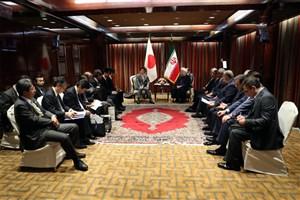 حمایت قاطع ژاپن از برجام در تحکیم صلح و ثبات منطقه موثر است