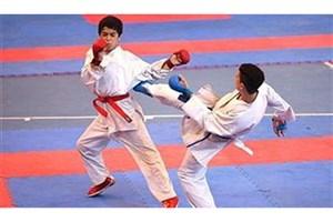 شرکت تیم منتخب کاراته سبک کیوکوشین یونیون در رقابتهای بین المللی اوراسیا