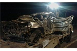 تهران هرشب یک واژگونی خودرو