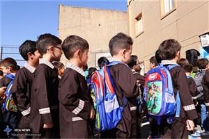 زنگ شکوفهها در استان کرمان نواخته شد