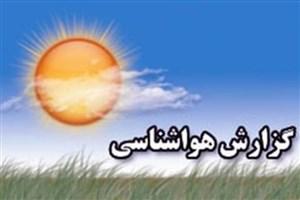 بارش پراکنده باران و کاهش 5 درجه ای دما در استان مازندران