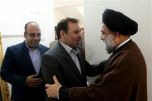 دیدار استاندار لرستان با نماینده ولی فقیه در استان