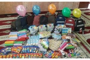 توزیع بیش از 500 هزار بسته لوازمالتحریردر کشور