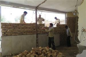 «آتش به اختیار» دانشجومعلمان تهران