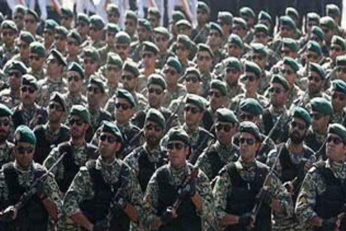 رژه نیروهای مسلح ایران