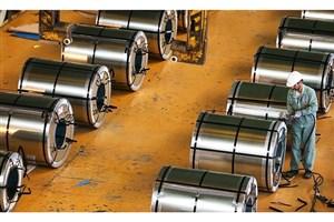 تولید فولاد ایران از ۱۳ میلیون تن گذشت